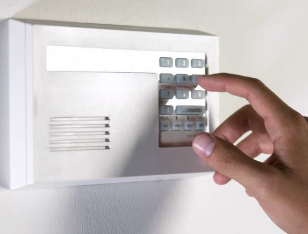 Alarm w mieszkaniu i domu